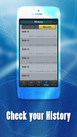 Barcode-QR code Scanner