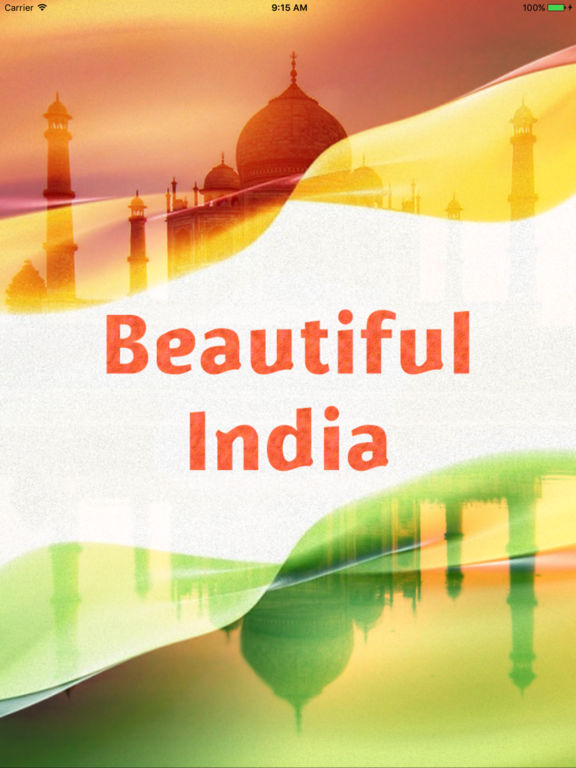 Beautiful India Wallpaper