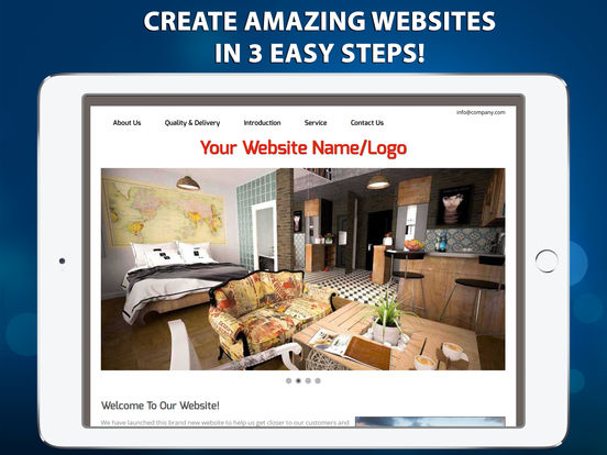 Best Website Creator Software - with Site Hosting