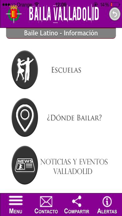 Baila Valladolid
