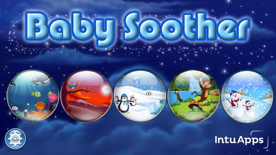 Baby Soother 5-in-1