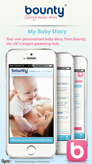Baby Diary by Bounty