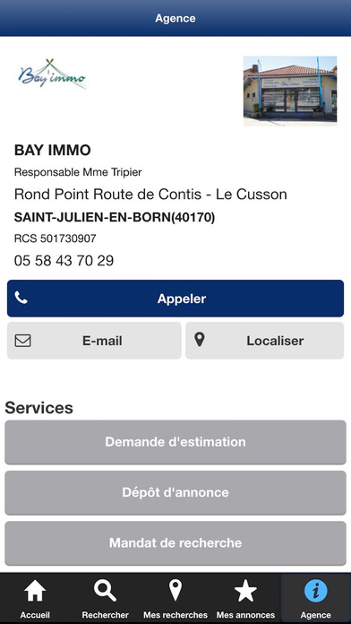 BAY IMMOBILIER