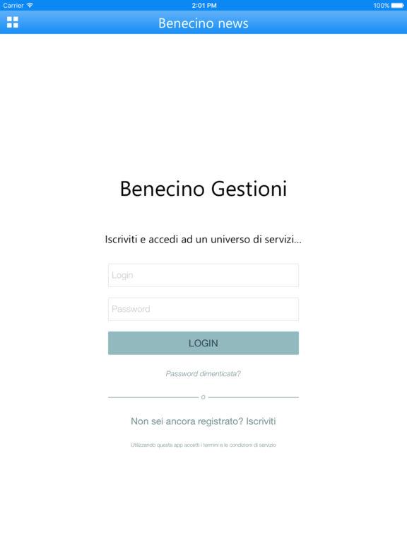 Benecino Gestioni