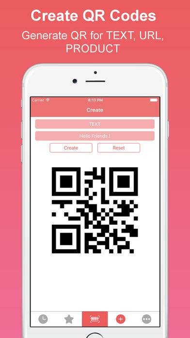 Barcode  QR Scanner - Barcode  QR Code Generator