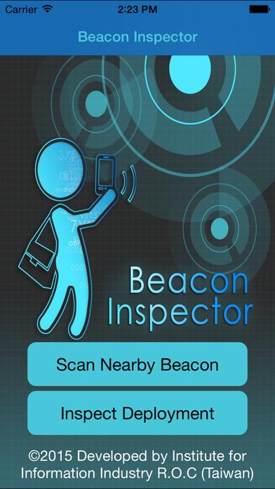 Beacon Inspector