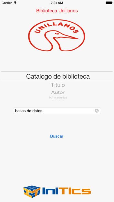 Biblioteca Unillanos
