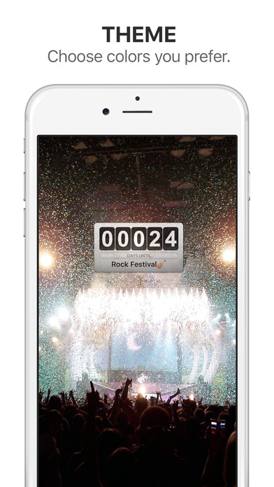 Big Day Lite - Event Countdown