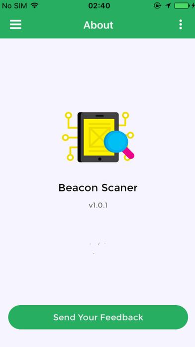 Beacon Scaner