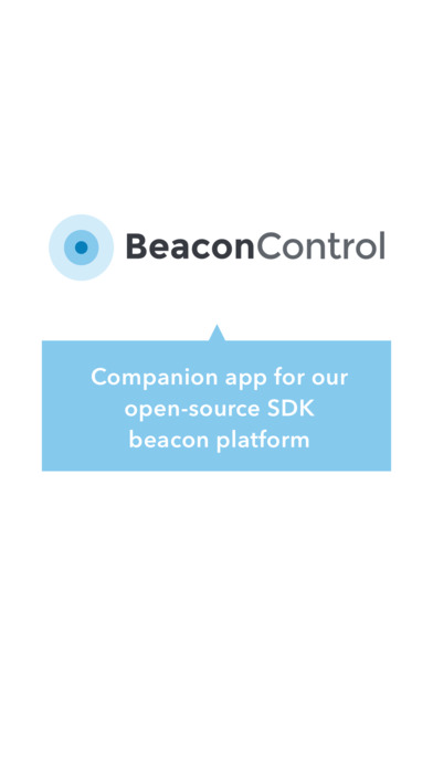 BeaconControl Scanner
