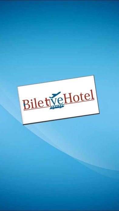 Bilet ve Hotel