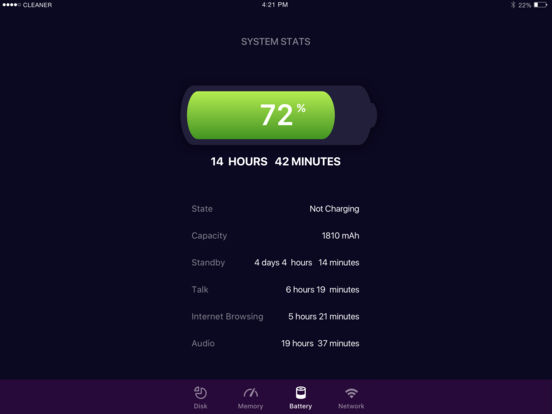 Battery Doctor: Track Device Battery Life Activity