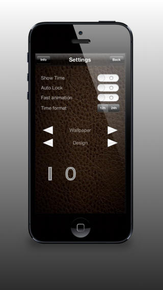 Binary Clock with music player