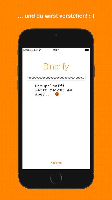 Binarify