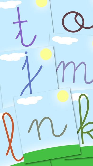 字母 学习游戏学龄前儿童 -  拼音和声音