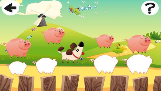 动物儿童游戏:学习排序开心农场英雄 -->*有趣的互动拼图应用程序的婴儿和小孩 - 由教育家发达! *这个程序教你的孩子在百思不得其解一个快乐的方式和奖励正确的答案! *你的宝宝将有乐趣学习如何按大小排序的对象。 - 互动和快乐的学习游戏! 益智马图像,以赚取巨大的奖励! 有乐趣与这个有趣的游戏! - 产品特点: *无尽的娱乐和更多的挑战各种游戏设定 *惊人的图形和奖励 *令人兴奋的音乐和声音效果 *易于操作为孩子们