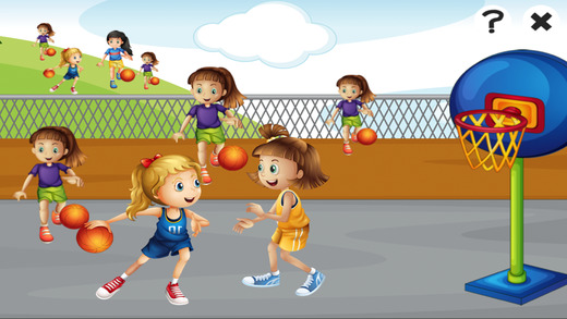 活动! 游戏让孩子了解美国篮球