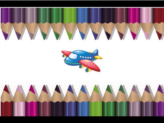 Aircraft Coloring Book