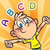 农行天!儿童游戏 学习 写单词和英文字母 1