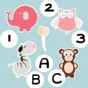 ABC&123教育游戏...