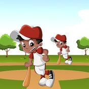 活动! 大小的游戏让孩子们学习和玩棒球