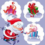 圣诞游戏的孩子:...
