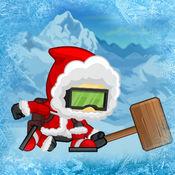 Adventure Peaks - 圣诞节快乐 在雪地冬季亚军 1