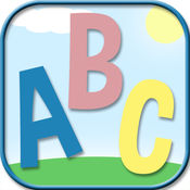字母 学习游戏学...