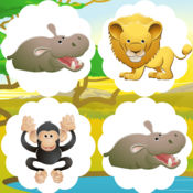 动画纸牌游戏免费儿童 1