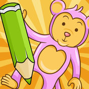 活动! 图画书 动物的孩子, 宠物 1