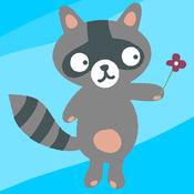 活跃! 记忆 :学习儿童游戏与动物和宠物 1
