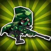 Army Raiders - 士兵,战争,战役和军队在丛林游戏 1