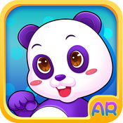 AR七彩熊猫