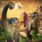 AR魔法恐龙