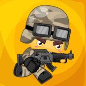 Assault Army - 士兵,坦克,战争,战役和军队游戏 1