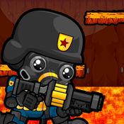 Assault Underworld - 鬼的怪物和士兵岛 1