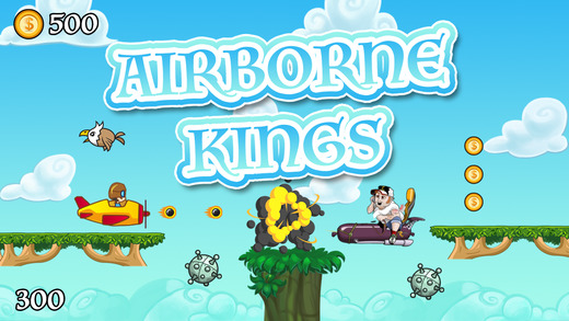 Airborne Kings