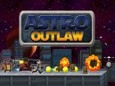 Astro Outlaw - 战争 空间