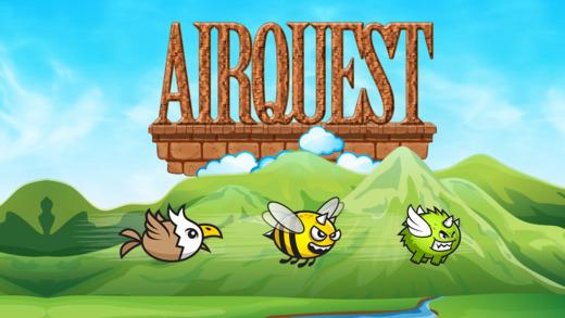 Air Quest - 怪物飞全速