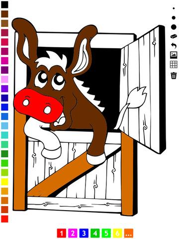 图画书 动物的孩子学习画画
