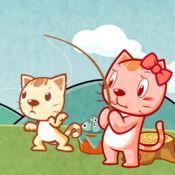BevaBook HD - 小猫钓鱼 1