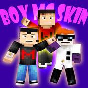 我的世界盒子男孩皮肤  1