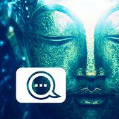 佛凸轮日常瑜伽冥想引述拍照摄像佛教词语过滤器