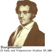 布格缪勒钢琴进阶练习曲25首, 作品100 3.1.0