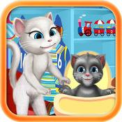 汤姆猫认玩具:儿...