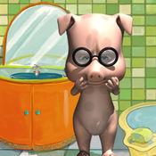 宝宝睡前必读系列: 不刷牙的小猪 1