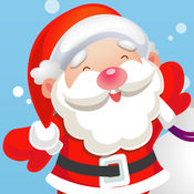 游戏圣诞节的孩子: 学习 与圣诞老人 1