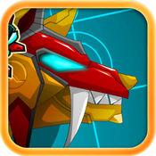 机械狼恐龙游戏:...