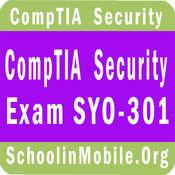 CompTIA的安全+考试(SY0-301) 2
