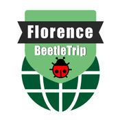 佛罗伦萨旅游指南地铁意大利甲虫离线地图 Florence travel